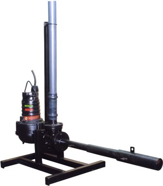Aeration Waterjets S1